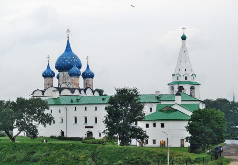 Суздальский Кремль. Фото:  www.tourprom.ru