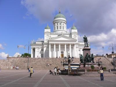 Сенатская площадь. Фото: www.helsinki.ru