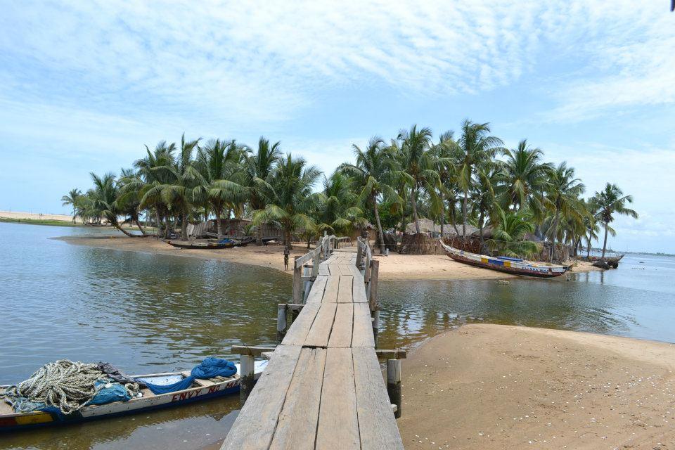 Пляжи Ганы. Автор: Frontierofficial. Фото:  www.flickr.com