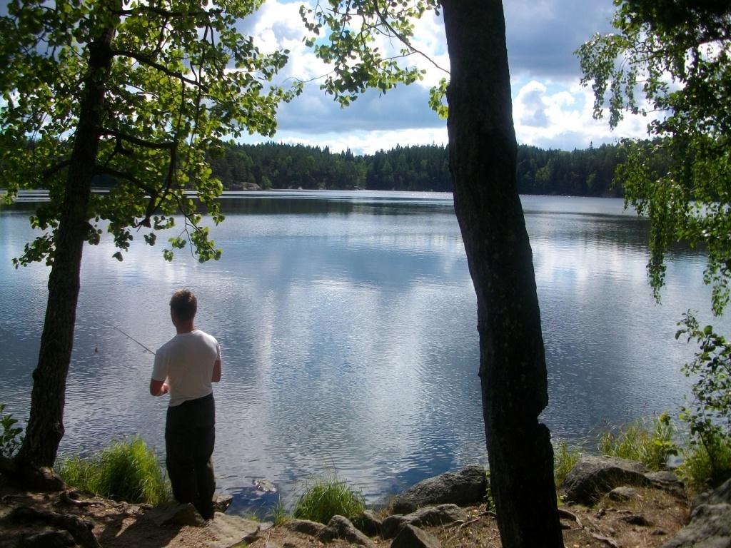 Рыбалка. Автор: Paul Wilkinson. Фото:  www.flickr.com