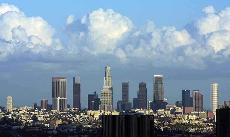 Даунтаун. Лос-Анджелес. Фото: city-data.com