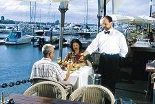 Ресторанчик на побережье. Фото: australia.tour-dm.ru