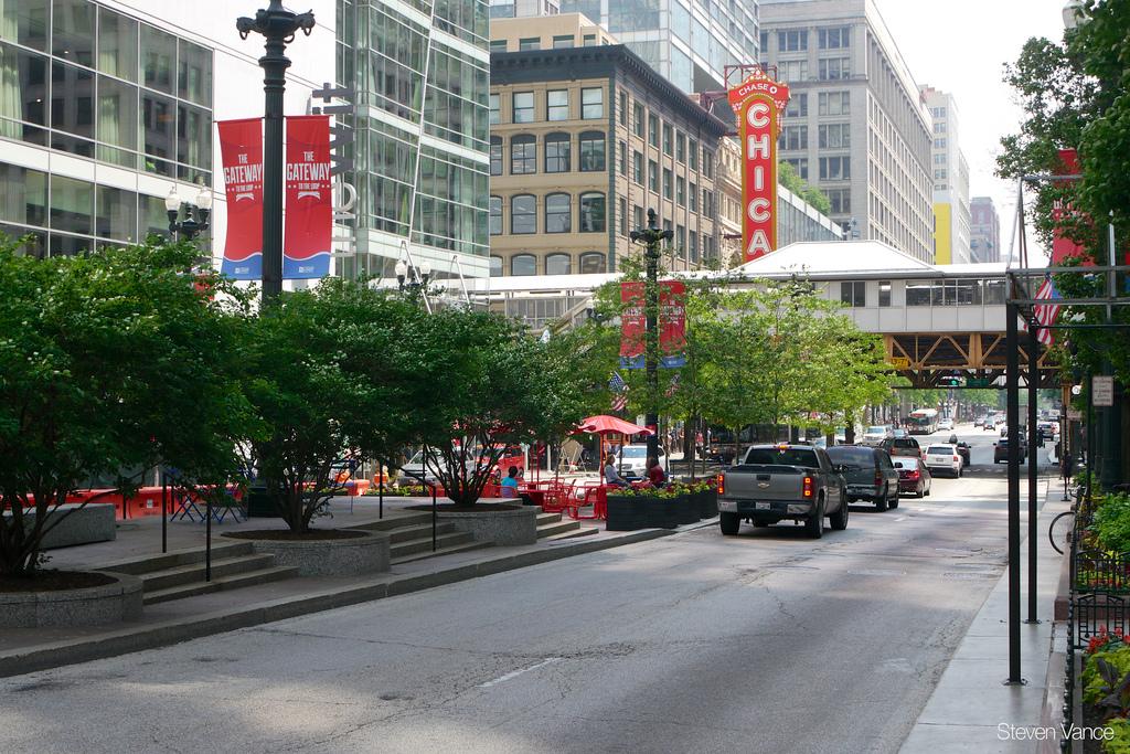 State Street. Автор: Steven Vance. Фото:  www.flickr.com