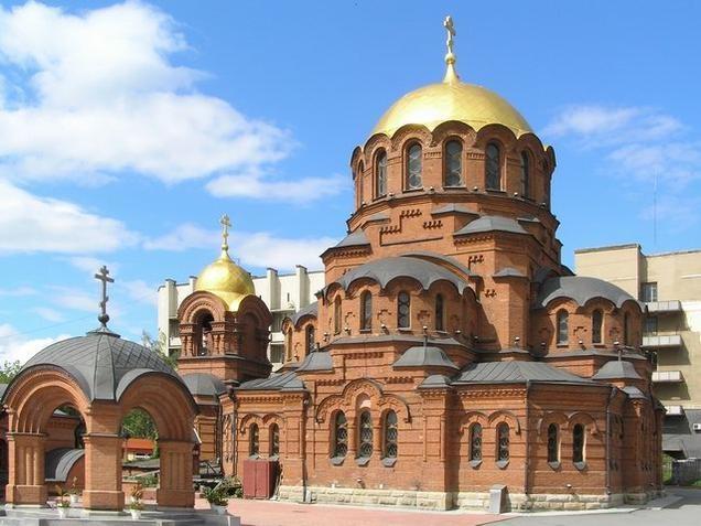 Собор во имя Александра Невского. Фото: Сидоров Григорий