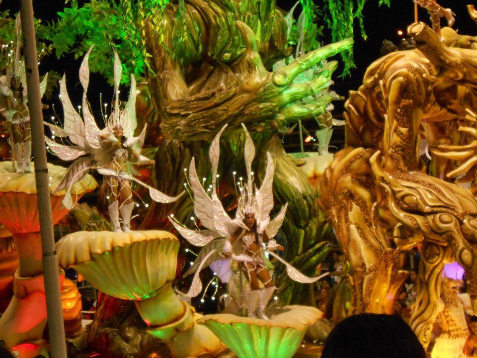 Карнавал. Автор: Frontierofficial. Фото:  www.flickr.com