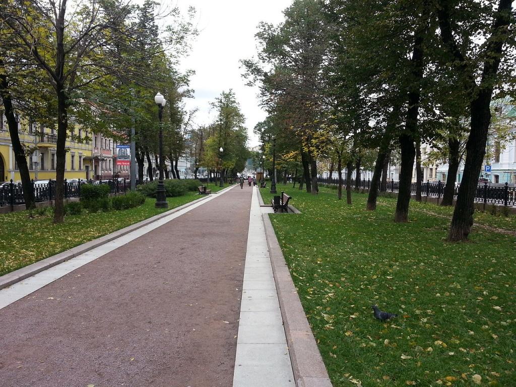 Петровский бульвар. Автор: SergeyStepykin. Фото:  www.en.wikipedia.org