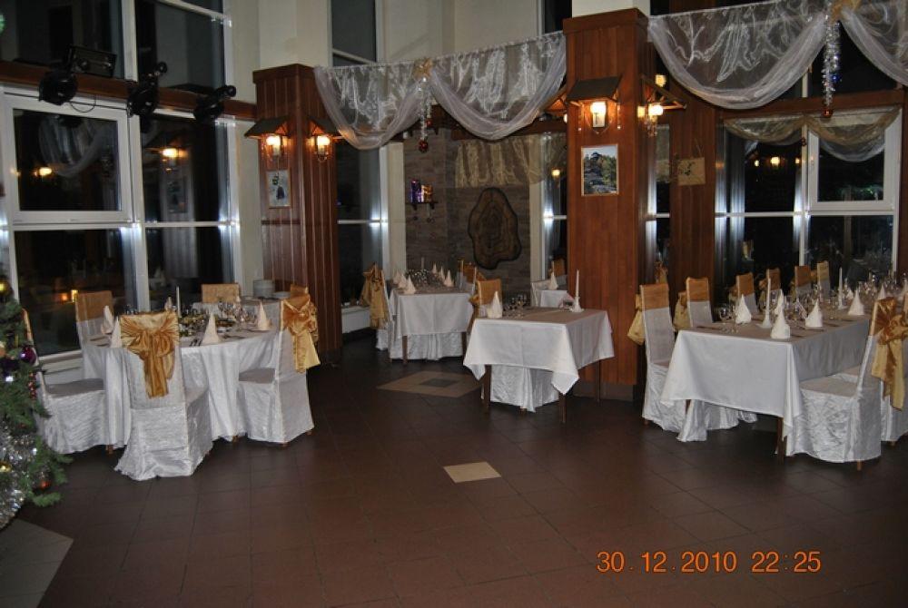 Ресторан. Фото: www.ski-bannoe.ru
