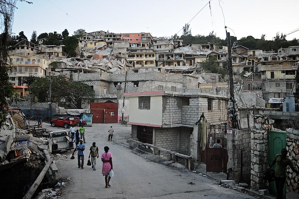 Порт-о-Пренс. Автор: newbeatphoto. Фото:  www.flickr.com