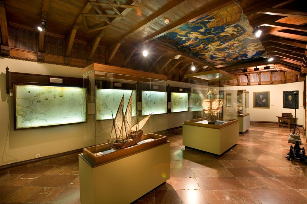 Дом Колумба. Фото:  Википедия