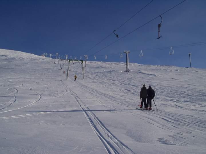 Подъемник на северном склоне. Источник: ski-kolasport.narod.ru