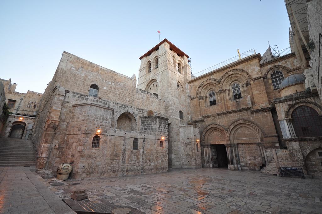 Иерусалимский храм Воскресения Христова. Автор: Jorge Lascar. Фото:  www.flickr.com