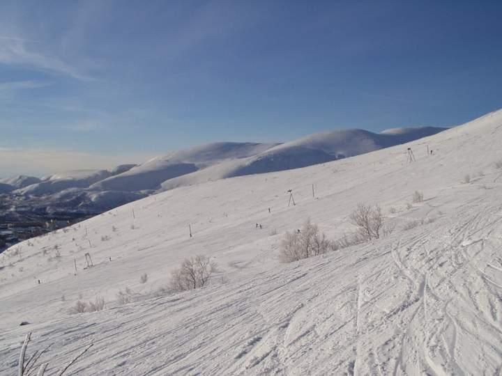 Трассы северного склона. Источник: ski-kolasport.narod.ru