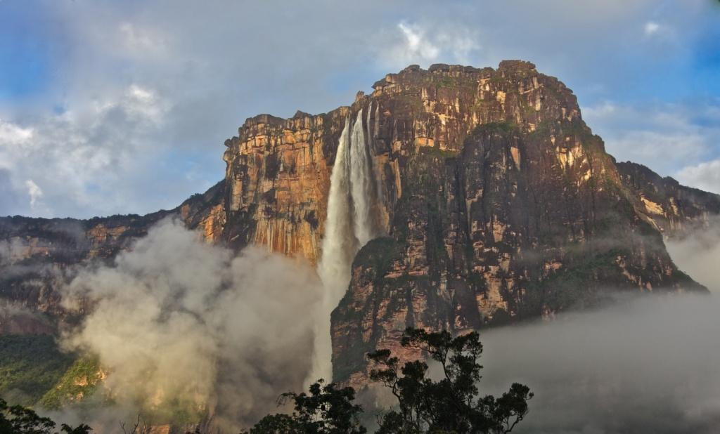 Национальный парк Канаима и водопад Анхель