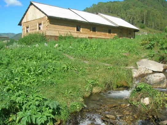 Дом для гостей. Фото: boriskinlog.ru