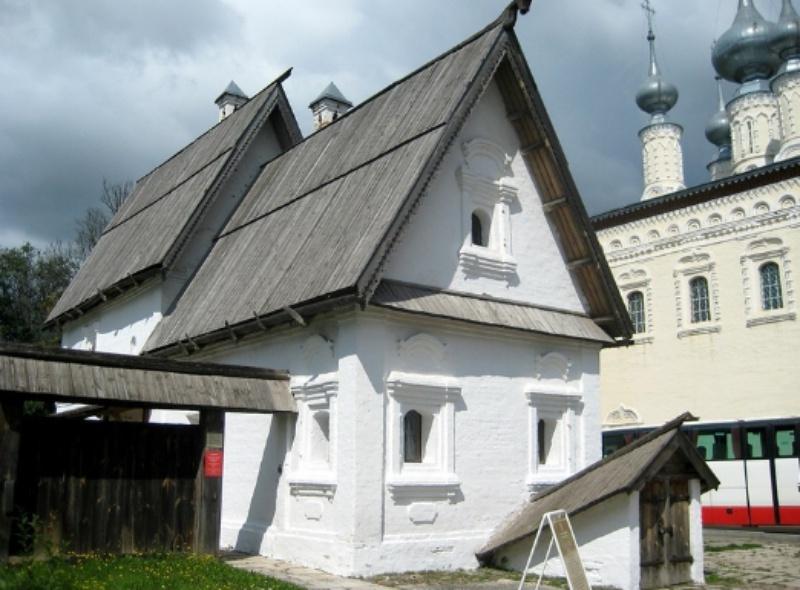 Посадский дом. Фото:  www.tourprom.ru