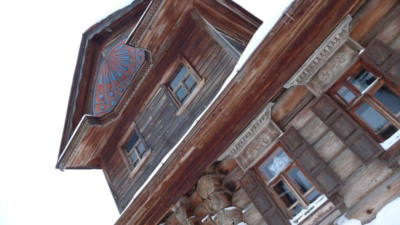 Музей деревянного зодчества. Фото:  www.tourprom.ru