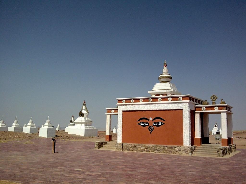 Энергетический центр в Монголии. Автор: mikeemesser. Фото:  www.flickr.com