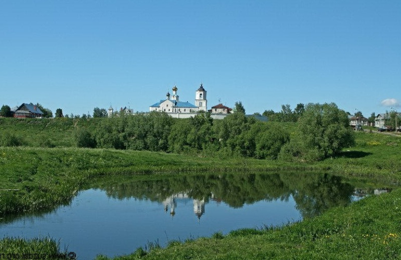 Васильевский монастырь. Фото:  www.tourprom.ru