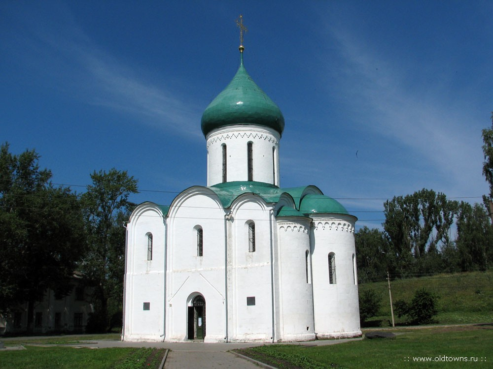 Спасо-Преображенский собор. Фото:  www.oldtowns.ru