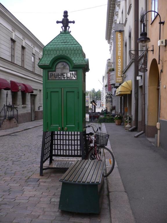 Музейная Софийская улица. Фото: www.helsinki.ru