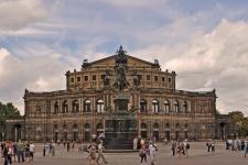 Дрезденская государственная опера (Dresdner Staatsoper)