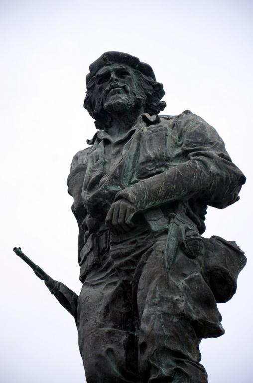 Памятник Че Геваре. Автор: kudumomo. Фото:  www.flickr.com