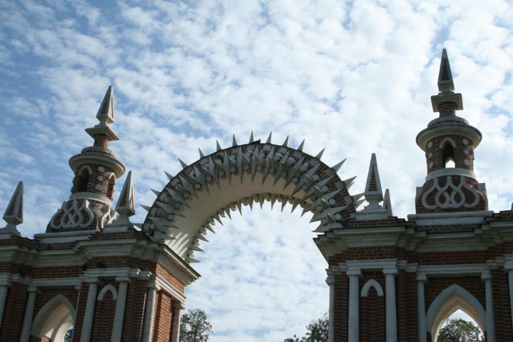 Музей-усадьба Царицыно. Фото с сайта  tonkosti.ru