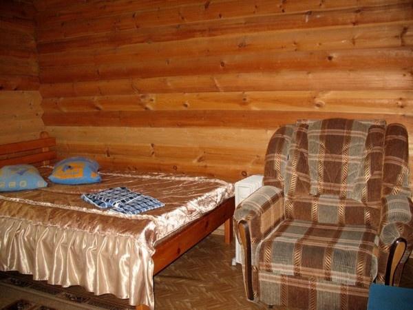 2х-местный благоустроенный номер   www.belovodie.com