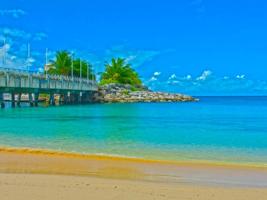 Пляжи Барбадоса. Автор: Photography by Neil e Gibbs. Фото:  www.flickr.com