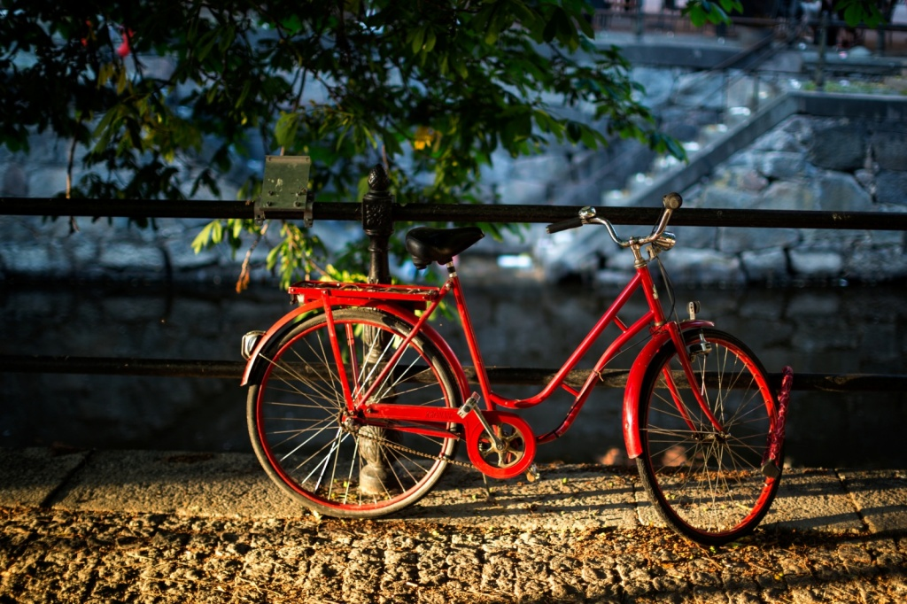 Велопрогулки. Автор: Ulf Bodin. Фото:  www.flickr.com