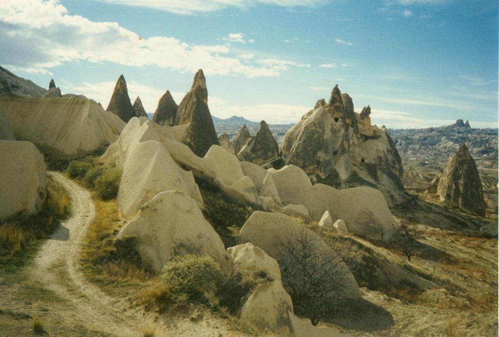 Национальный парк Гёреме. Фото: dic.academic.ru