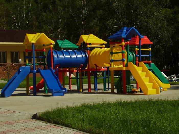 Детский городок. Фото: www.areda.su