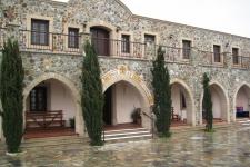 Монастырь Ставровуни (Stavrovouni Monastery)