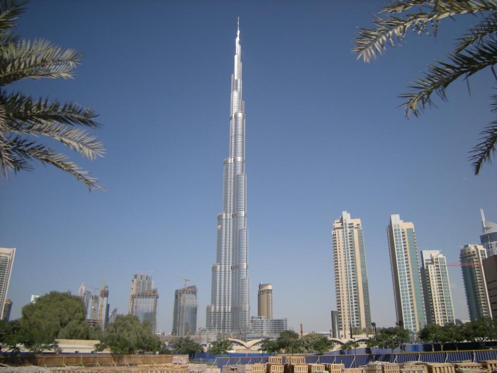 Дубай. Фото:    Leandro's World Tour