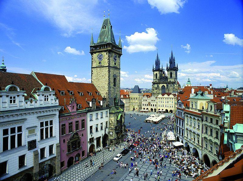 Прага, Чехия (en.wikipedia.org/wiki/Prague)