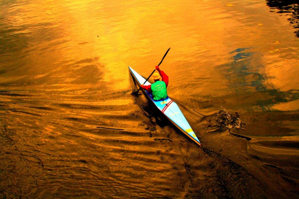 Каякинг. Автор: Ben Jarman. Фото:  www.flickr.com