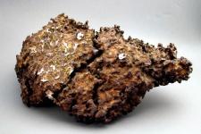 Место падения метеорита