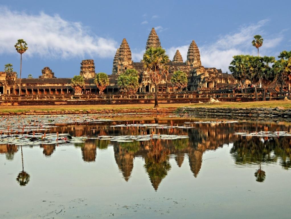 Туры и отдых в Камбодже от Coral Travel