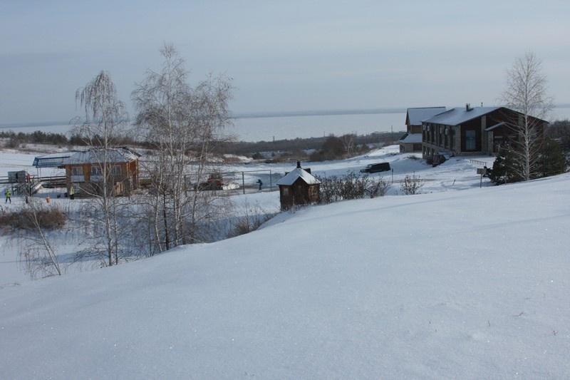 Вид на ГК «Хвалынский». Фото: hvalin.ru