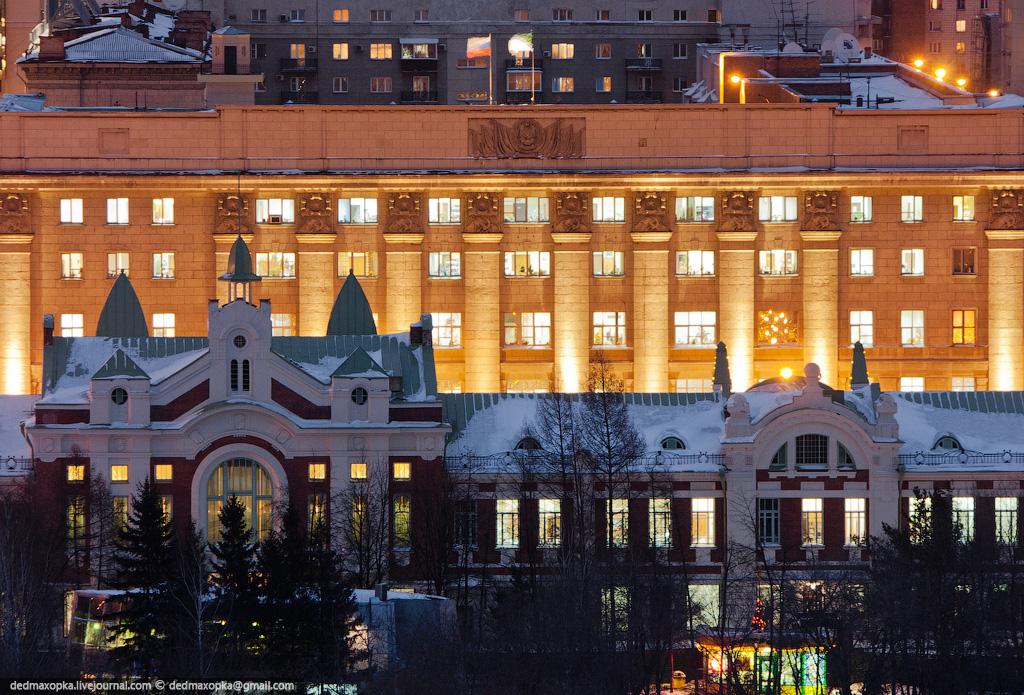 Краеведческий музей. Фото: dedmaxopka.livejournal.com © Вадим Махоров