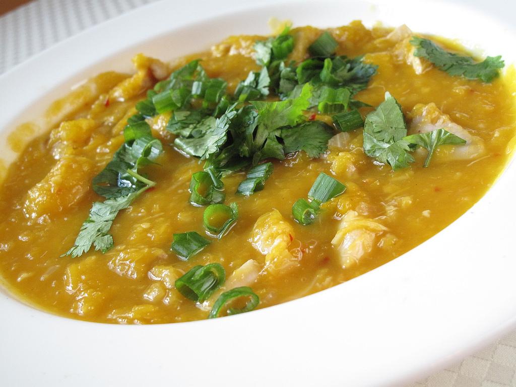 Тыквенный суп. Автор: www.WorthTheWhisk.com. Фото:  www.flickr.com