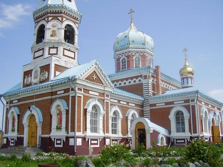 Свято-Никольский монастырь. Фото:  sobory.ru