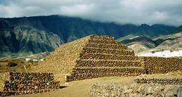 Пирамида Гуимар. Фото: marin.ru