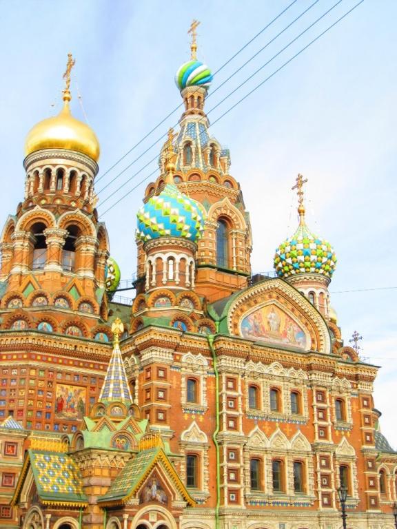 Храм Воскресения Христова. Фото с сайта  tonkosti.ru