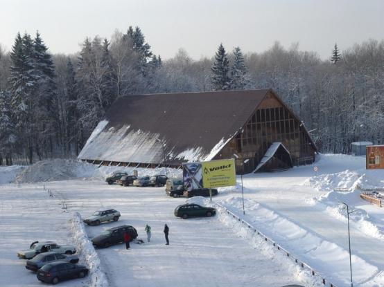 Автопарковка, ГК «Степаново». Фото: www.volen.ru