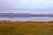 Озеро Улуг-Коль