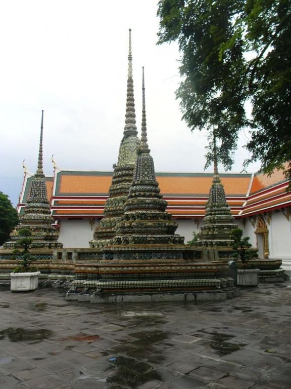 Королевский дворец в Бангкоке.  Фото: Анжелика Бондарь