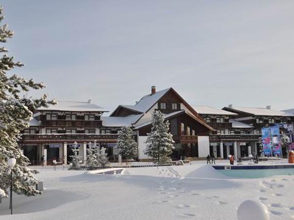 Гостиничный комплекс. Фото: www.volen.ru