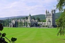 Замок Балморал