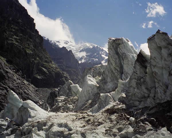 Сказский ледник. Фото: tsey.ru